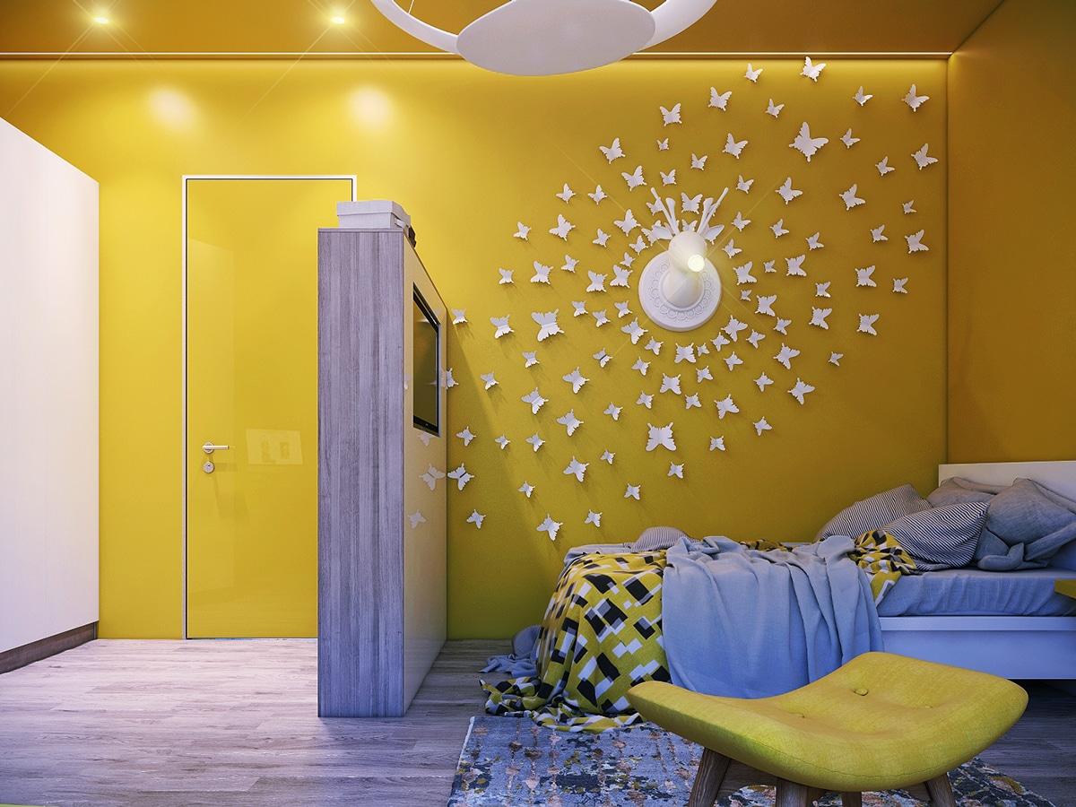 Beautiful Decorer Les Murs De Sa Chambre Ideas - Design Trends 2017 ...