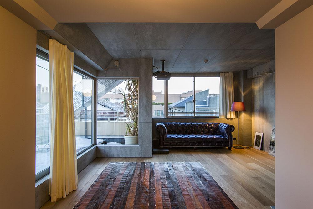 Appartement minimaliste Tokyo