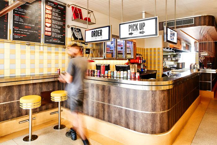Beautiful Deco Diners Americain Pictures - Joshkrajcik.us ...