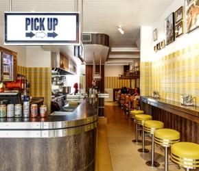id es d coration restaurant am nagement restaurant. Black Bedroom Furniture Sets. Home Design Ideas