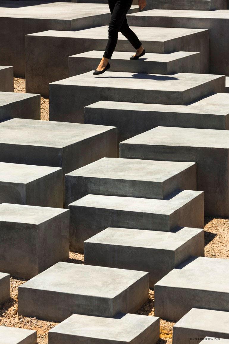 blocs de béton