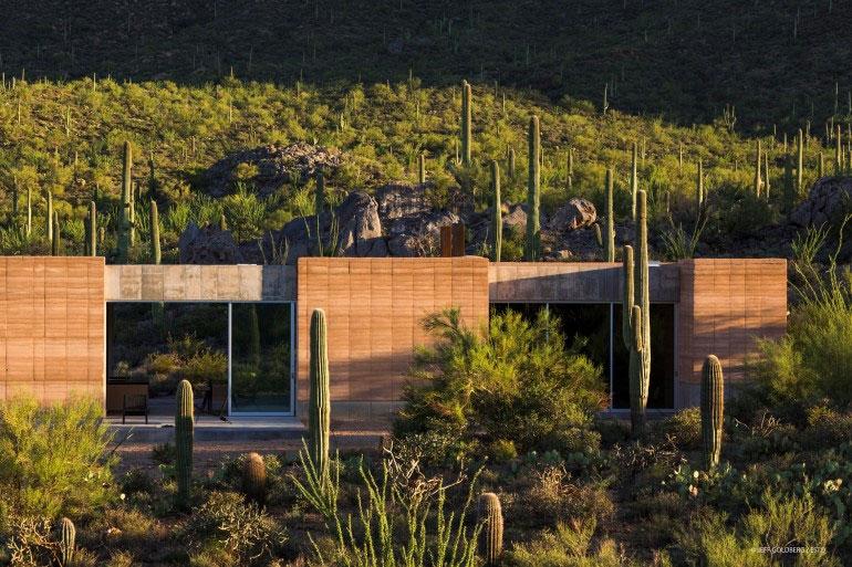 maison désert arizona