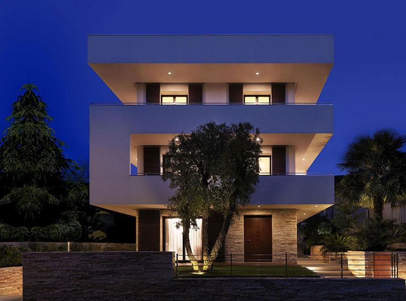 résidence contemporaine