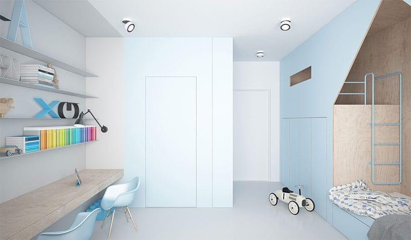 d coration intemporelle pour une chambre d 39 enfants. Black Bedroom Furniture Sets. Home Design Ideas