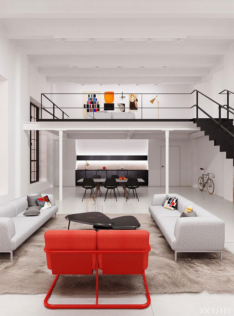 deco-interieure-loft-duplex