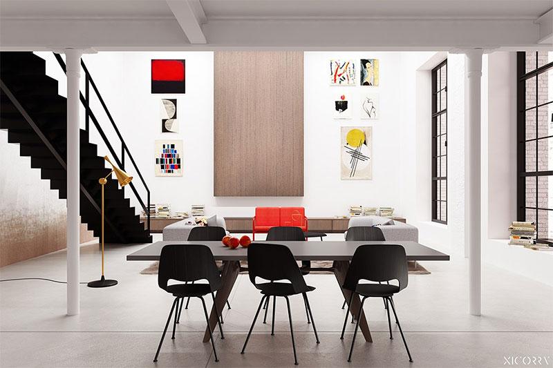 decoration-monochrome-loft
