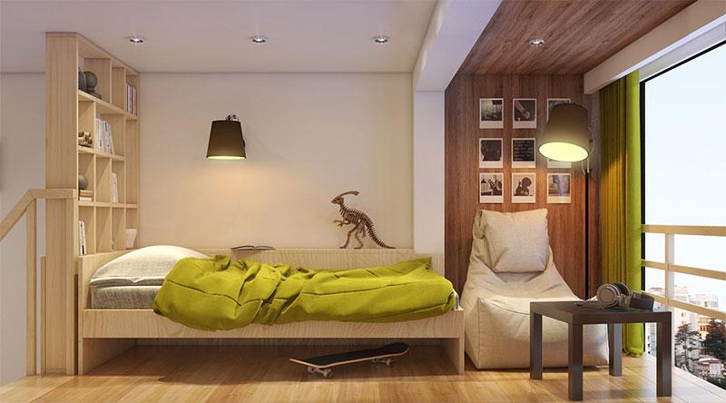 idee-deco-chambre-loft