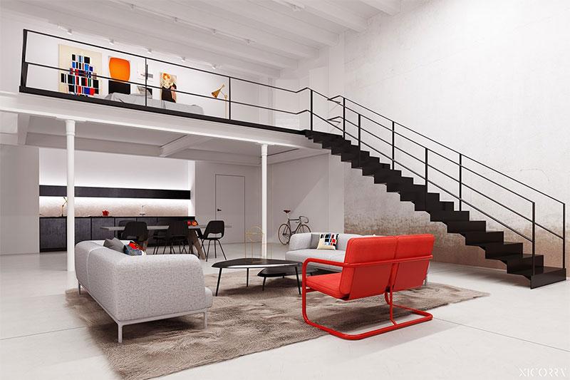 loft-blanc-duplex