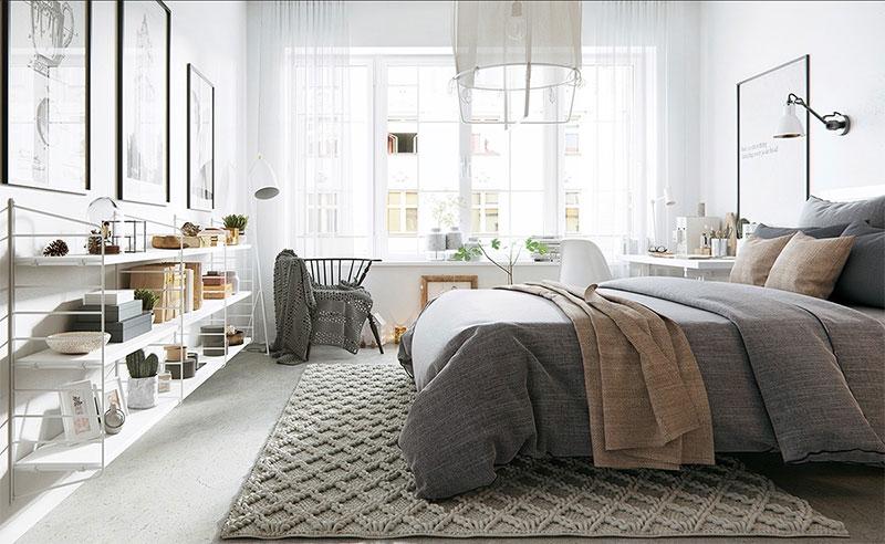 chambre tapis tresse - Tapis Chambre