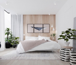 decoration-chambre-plantes