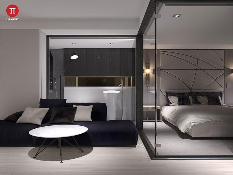 chambre-transparante