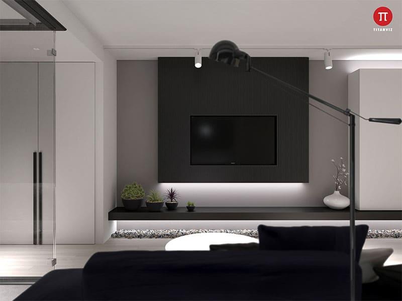 console-tele-minimaliste