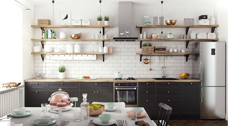 """¿Cómo comenzar a decorar tu cocina"""""""