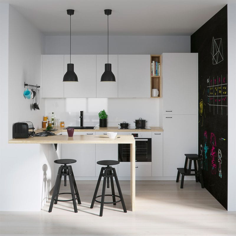 tableau-noir-mur-cuisine
