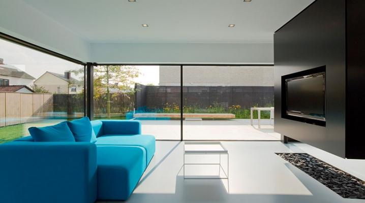 id e d co installer une cloison de s paration suspendue. Black Bedroom Furniture Sets. Home Design Ideas