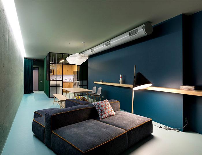 Deco vert comment d corer un appartement avec des tons verts for Decorer un appartement