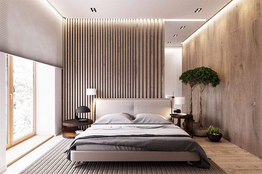 Mur En Bois 12 Exemples Pour Décorer Votre Chambre Avec Un Mur En Bois