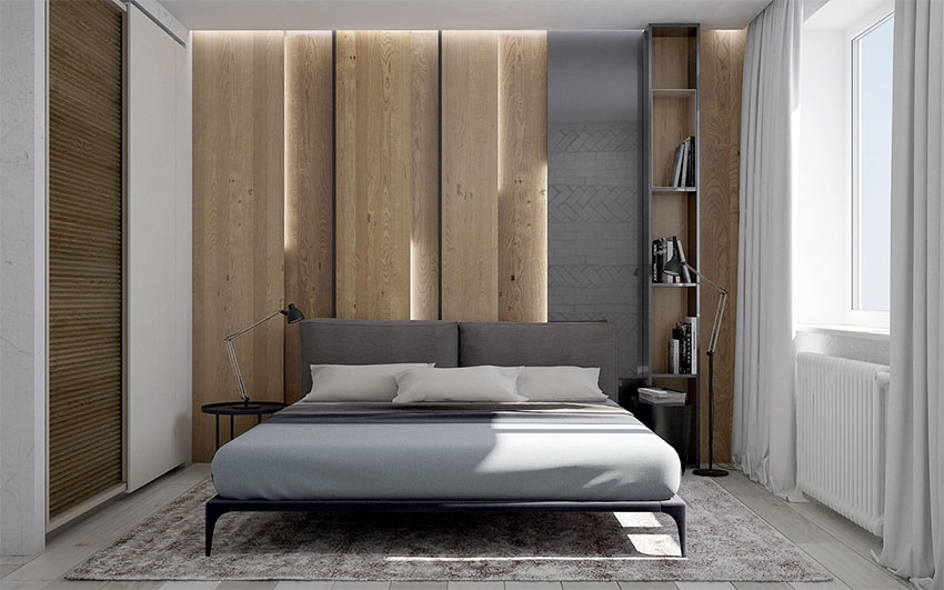 Bedroom Design Korean Style