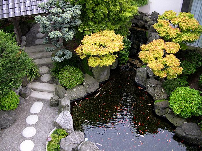 jardin japonais 30 id es pour cr er un jardin zen japonais. Black Bedroom Furniture Sets. Home Design Ideas
