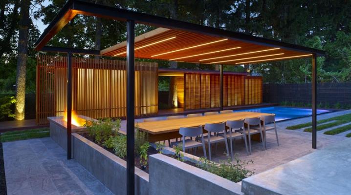 Best Pool House Design Photos - Interior Design Ideas ...