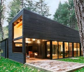 Les plus belles maisons en bois id es exemples de for Les plus belles maisons en bois