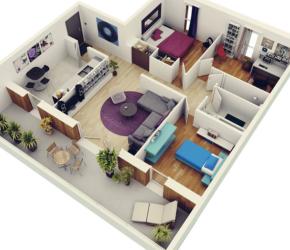 plan-maison-3chambres