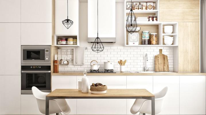 cuisine scandinave 5 fa ons pour d corer sa cuisine facilement. Black Bedroom Furniture Sets. Home Design Ideas