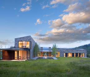 Les plus belles maisons contemporaines id es exemples for Belles maisons contemporaines