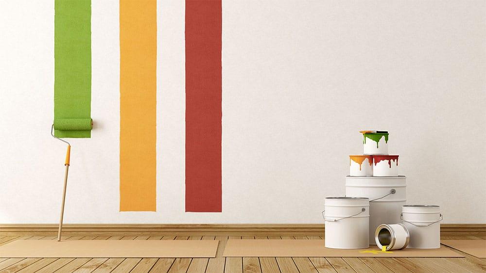 peindre-mur