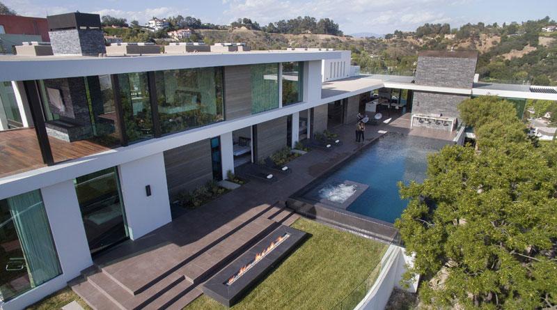 aménagement extérieur piscine