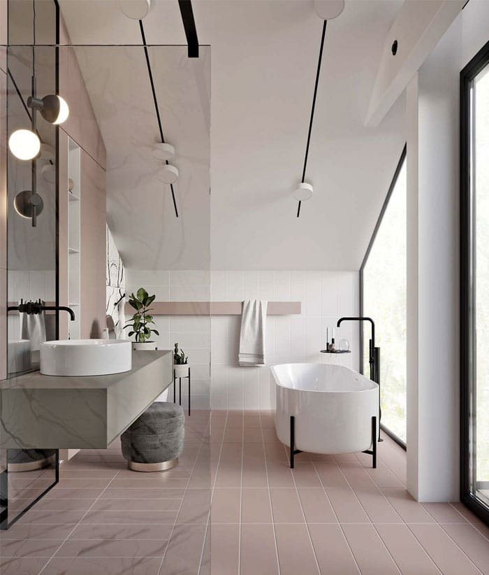 Idee Deco Salle A Manger Luxe Chambre Enfant Idee Salle A: Idee Deco Salle De Bain 2019