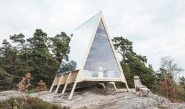 cabane-bois-minimaliste