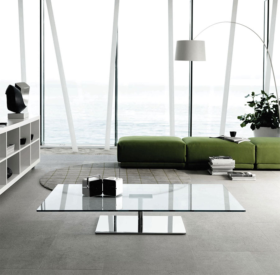 table-basse-design-verre