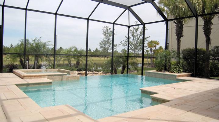Blog d coration design int rieur et am nagement for Verriere piscine