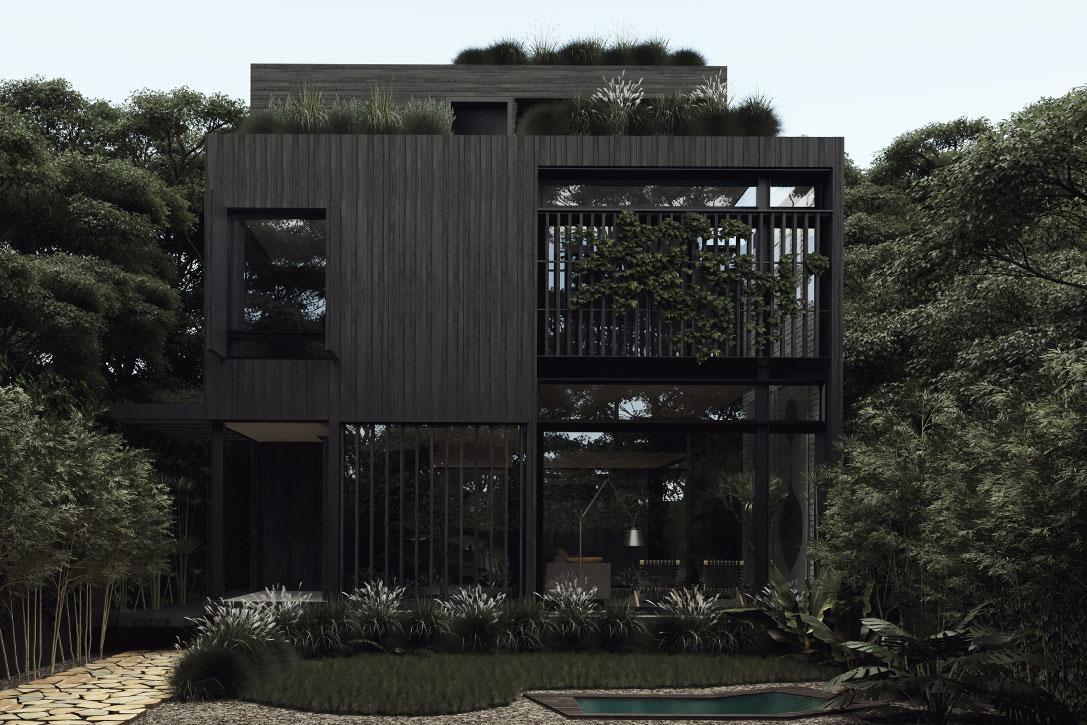 maison-bois-noir