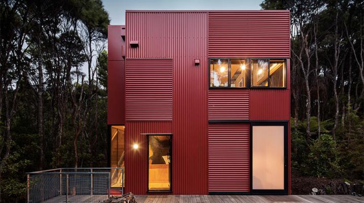 Maison tole ondulee ventana blog - Maison bloc modulaire ...