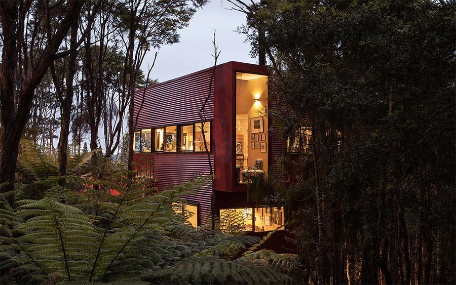 maison-modulaire-rouge