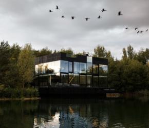 maison-flottante-moderne