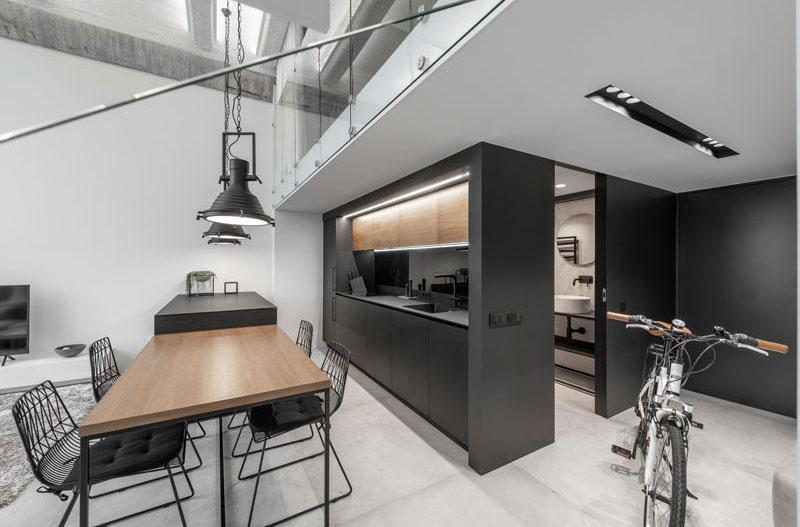 cuisine-noire-minimaliste