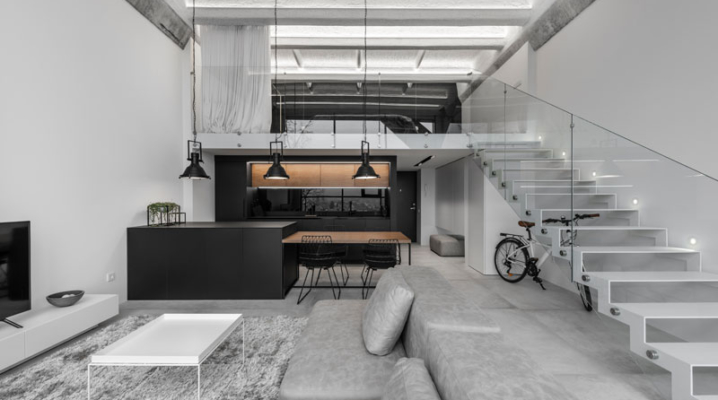 decoration-loft-monochrome