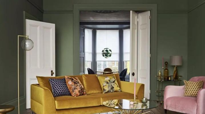 Mix décoration moderne vintage