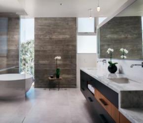 salle bain luxe