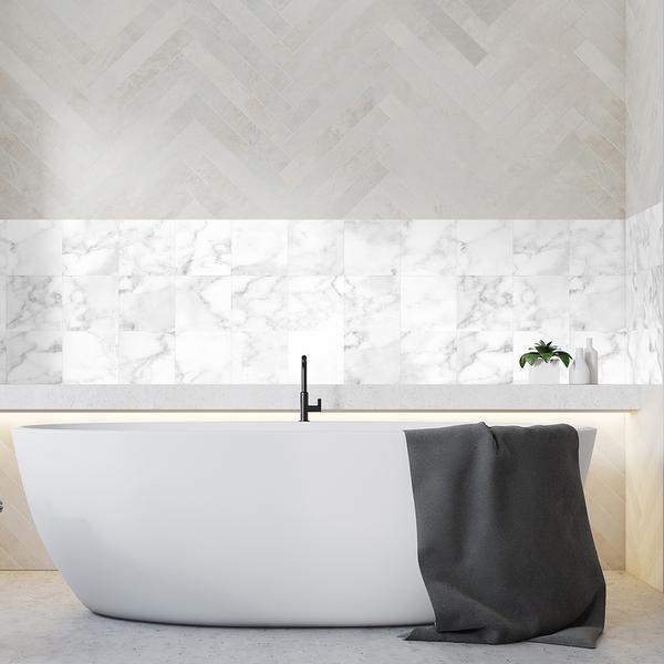 revêtement mural adhésif marbre